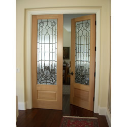 J Series Glass Door